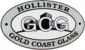 Hollister Gold Coast Glass, LLC Logo